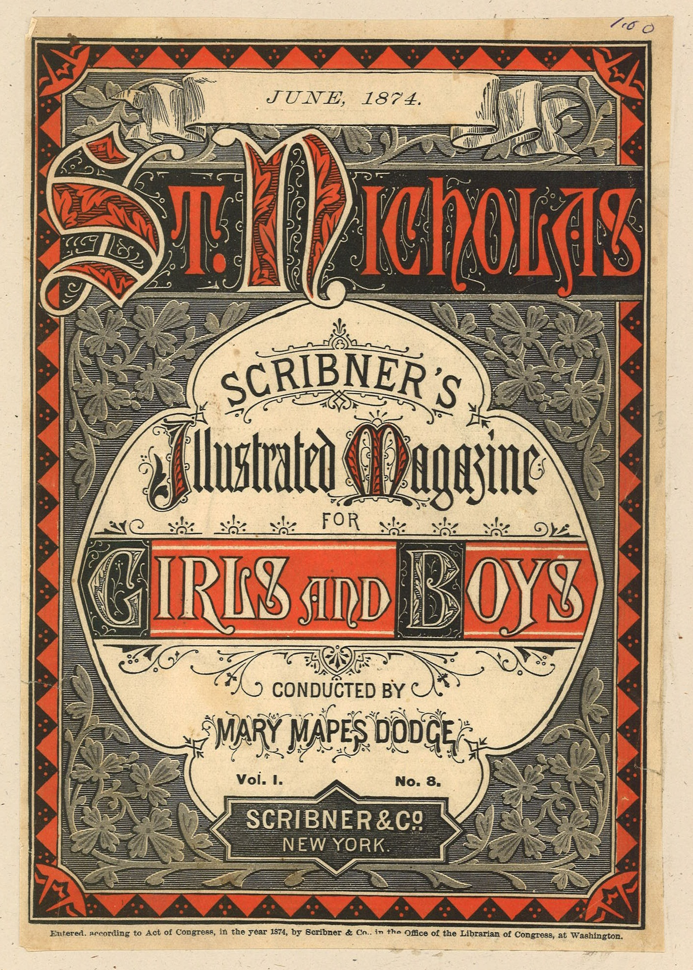Victorian printing sva library picture periodicals for Victoria magazine low country style