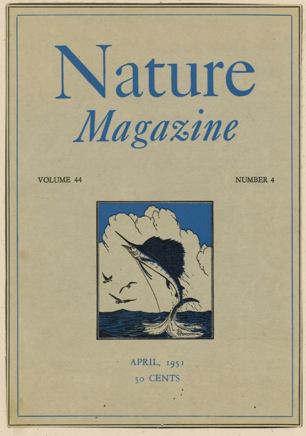 Nature April 1951