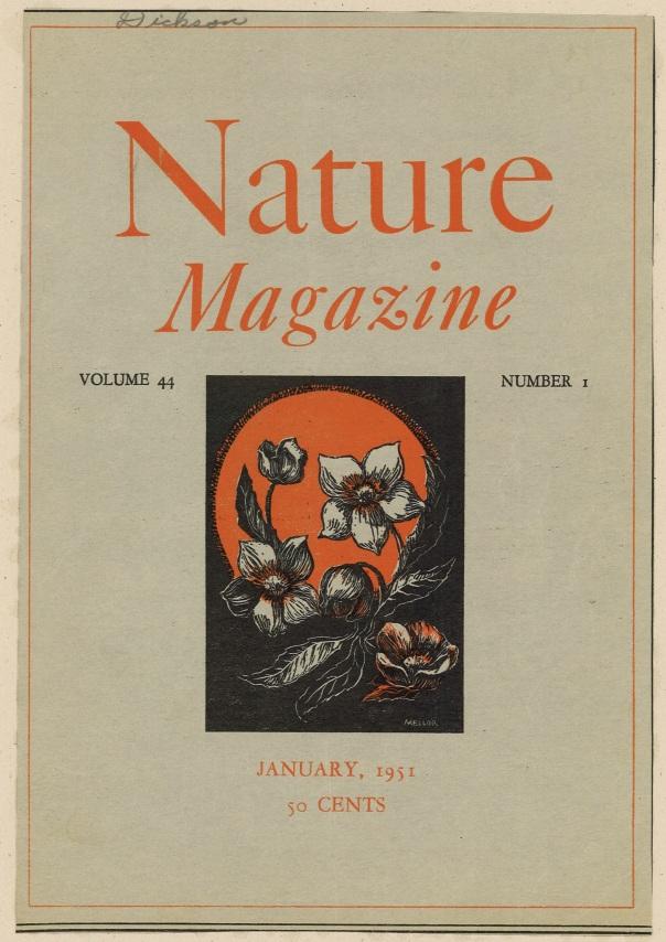Nature January 1951