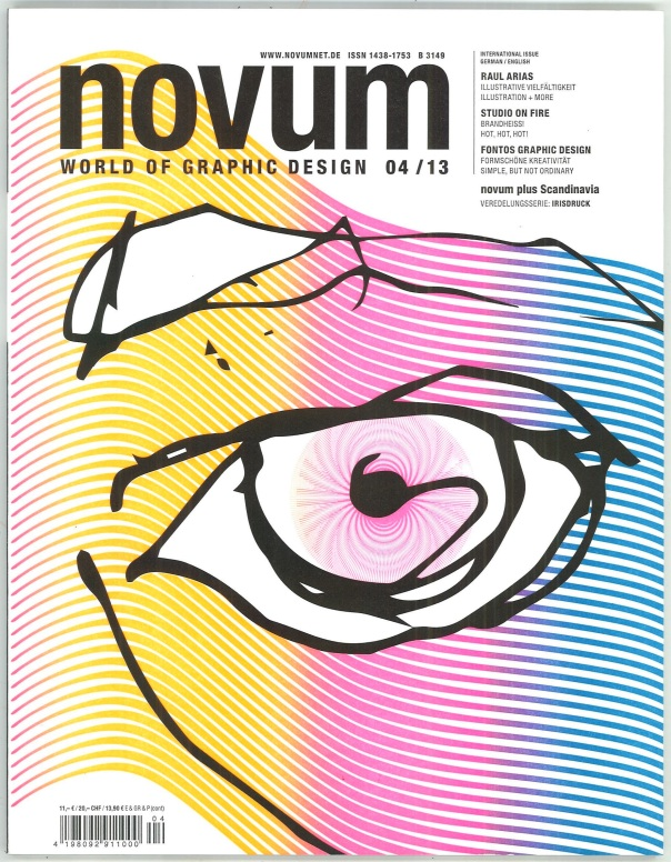 Novum, April 2013