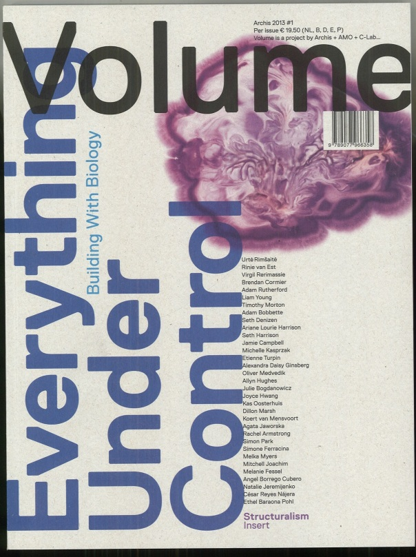 Volume 35 (Spring 2013) Front Cover