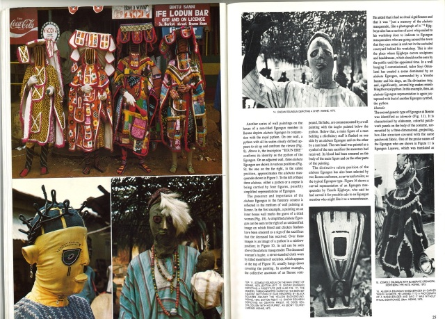 African Arts, Volume XI, Issue Number 03. April 1978.