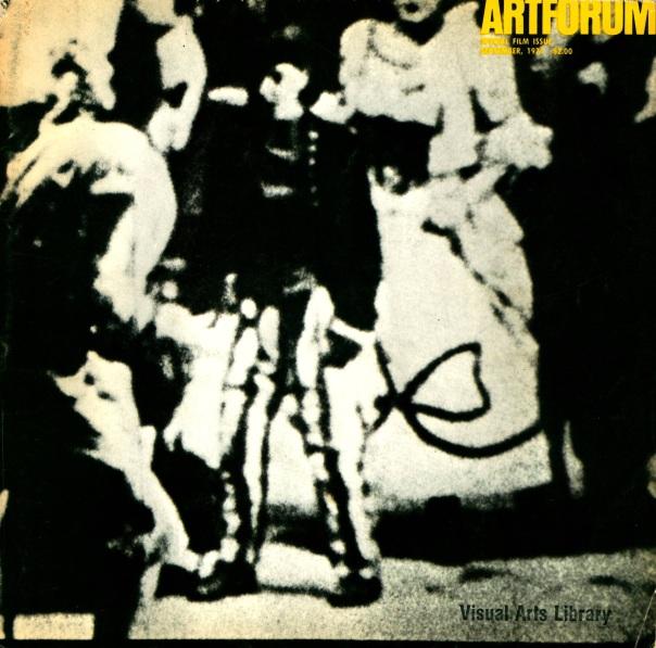 ArtForum. 1971.