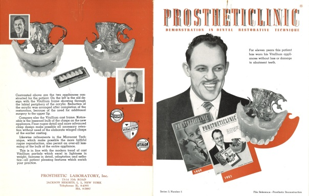 """ProsthetiClinic"", Series 3, No 5. 1951."