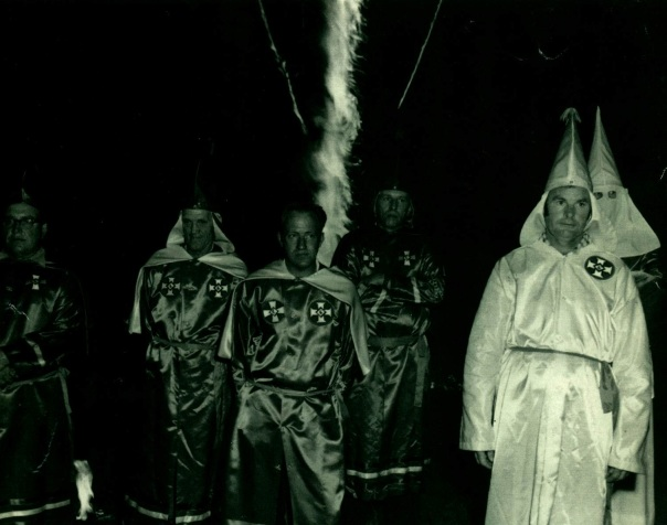 Members of the Klu Klux Klan.