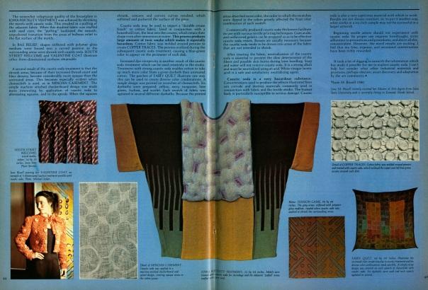 FiberArts. 1980, No 6.