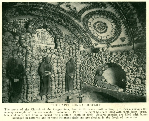 The Cappucine Cemetery