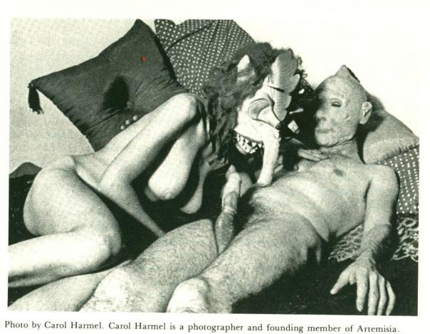 Carol Harmel.
