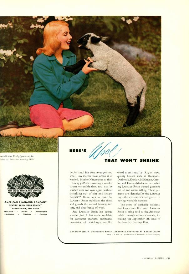 American Fabrics, Number 01.1946.