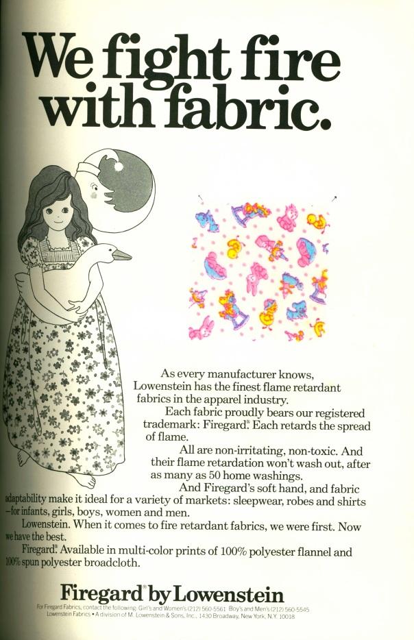 American Fabrics, Number 102.1974.