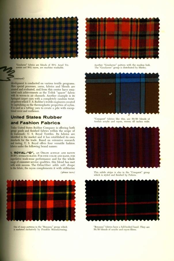 American Fabrics, Number 50. Summer 1960.