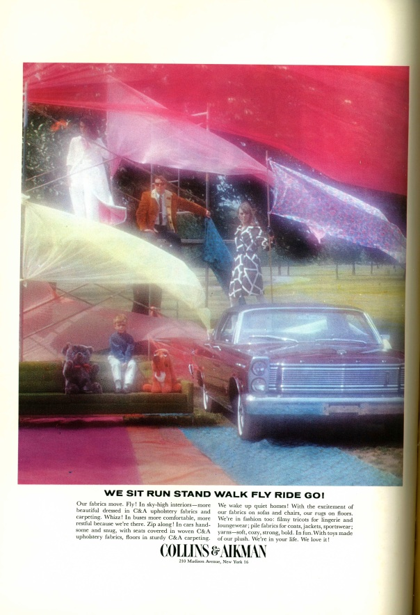 American Fabrics, Number 69.1965.