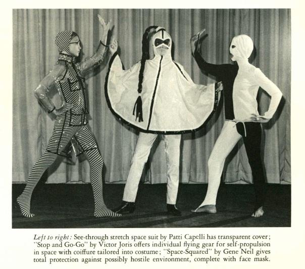 American Fabrics, Number 72. 1966.