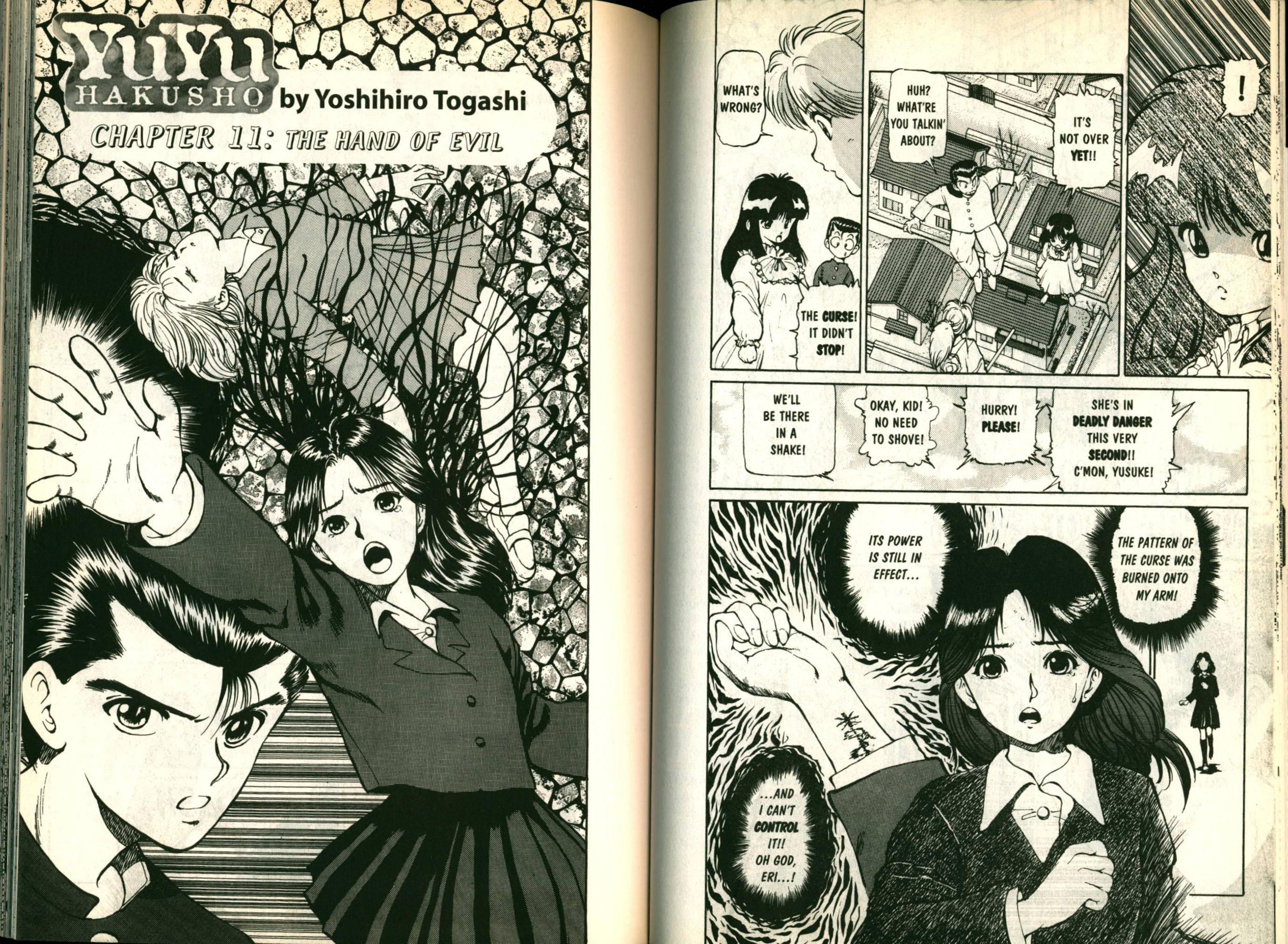 Yu Yu Hakusho, Vol. 2 by Yoshihiro Togashi