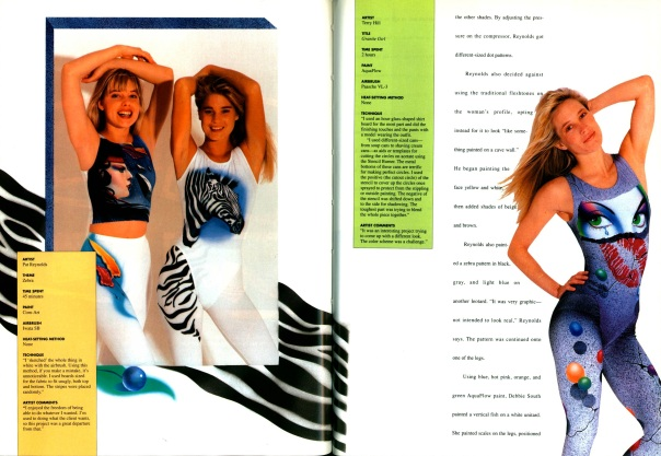 Airbrush Action. March-April 1991.