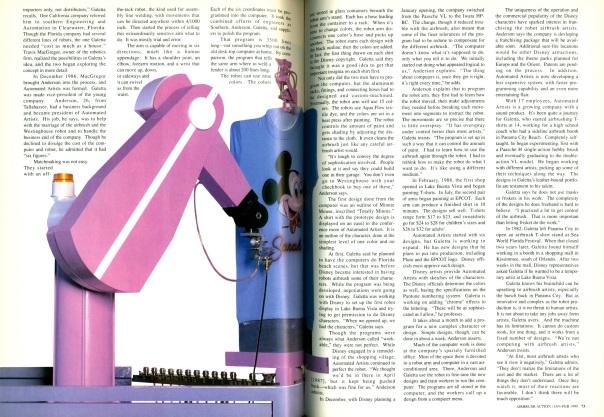 Airbrush Action. January-February 1990.