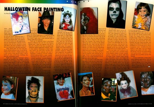 Airbrush Action. September-October 1994.