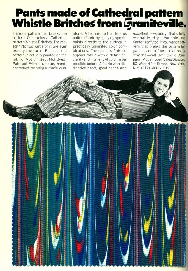 American Fabrics, Number 88. Fall 1970.