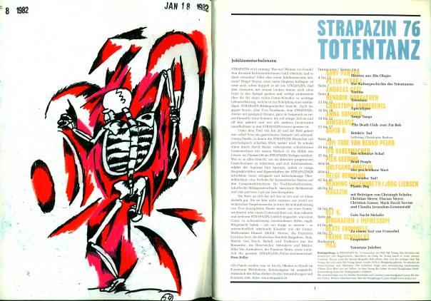 Strapazin, No. 76.