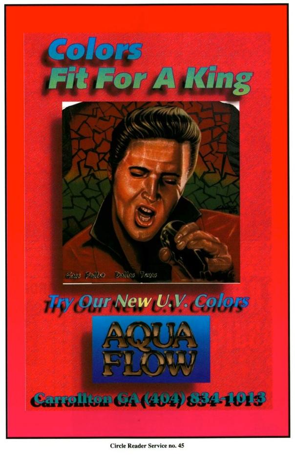 Airbrush Action. September/October 1993.