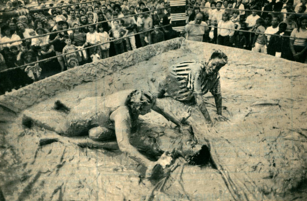 wrestling sva library picture amp periodicals collections