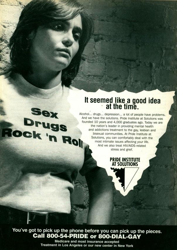The Advocate. 1996.