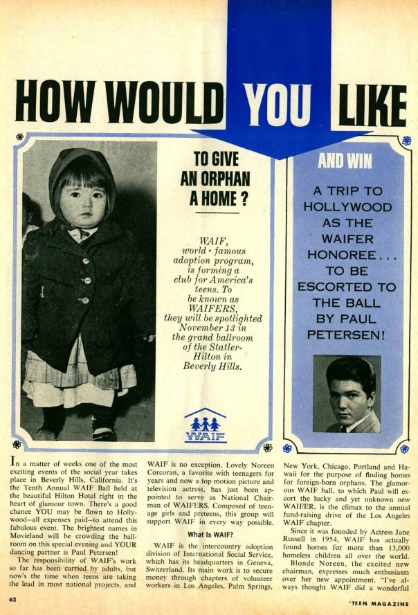 Teen. November 1964.