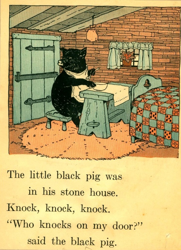 """Adventures in Animal Land"", 1926. Illustrated by Clara Atwood Fitts."