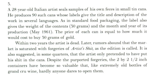 Raphael Rubinstein, In Search of the Miraculous: 50 Episodes from the Annals of Contemporary Art (Issue#1)